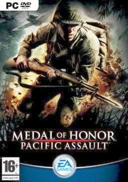 Download Game PC Medal Of Honor : Pacific Assault [Full Version] | Acep Game