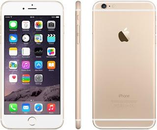 Harga dan Spesifikasi Apple iPhone 6 Plus Terbaru