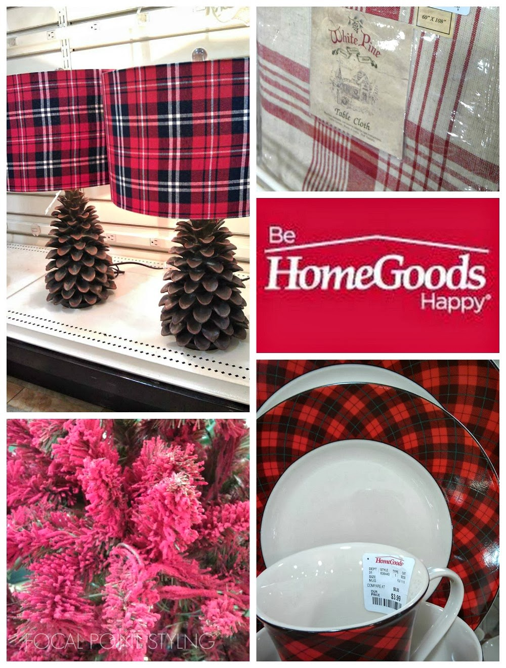 FOCAL POINT STYLING: GET HOLIDAY HOMEGOODS HAPPY WITH THESE FINDS!