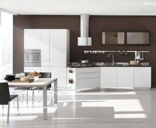 White Kitchen Cabinet Designs