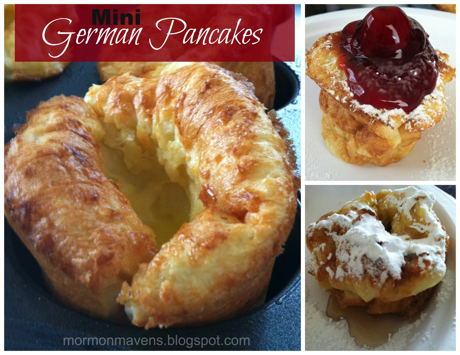an german apple pancake german pancake topped with easy german pancake ...