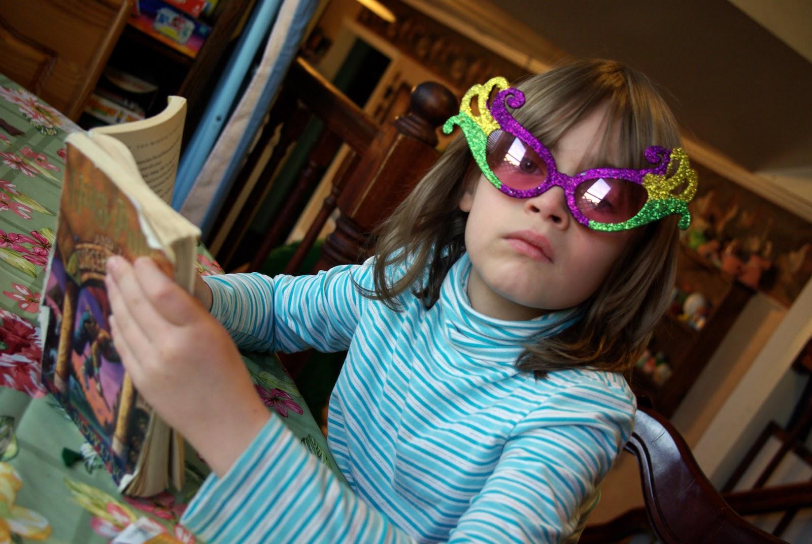Dyslexia Prescription Glasses