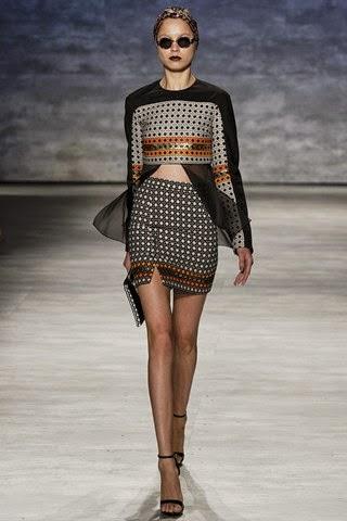 nyfw 2015 runway fashion show bibhu mohapatra