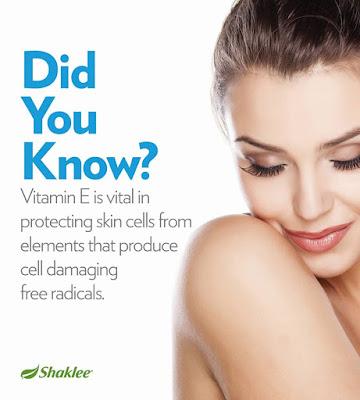 vitamin e untuk awet muda