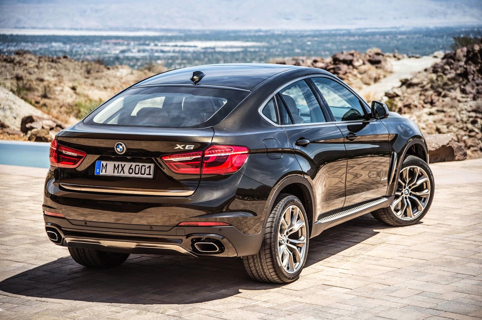 BMW X6 Full HD Wallpaper
