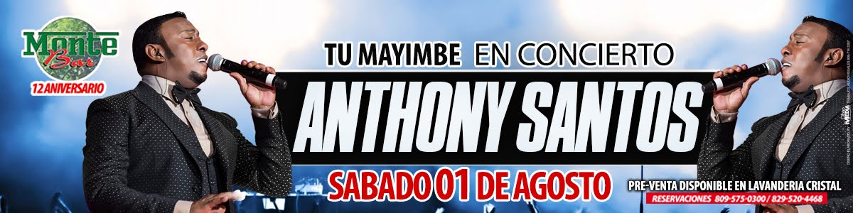 Anthony Santos en Montebar