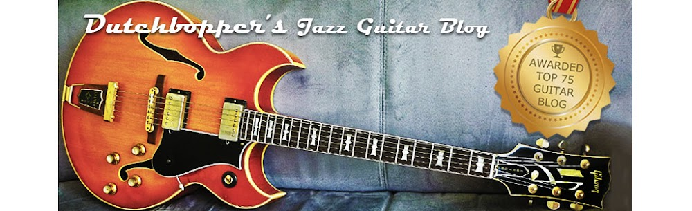 Dutchbopper's Jazz Guitar Blog