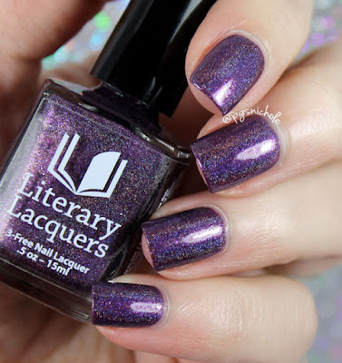 Literary Lacquers Veronika