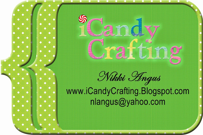 iCandy Crafting by Nikki Angus