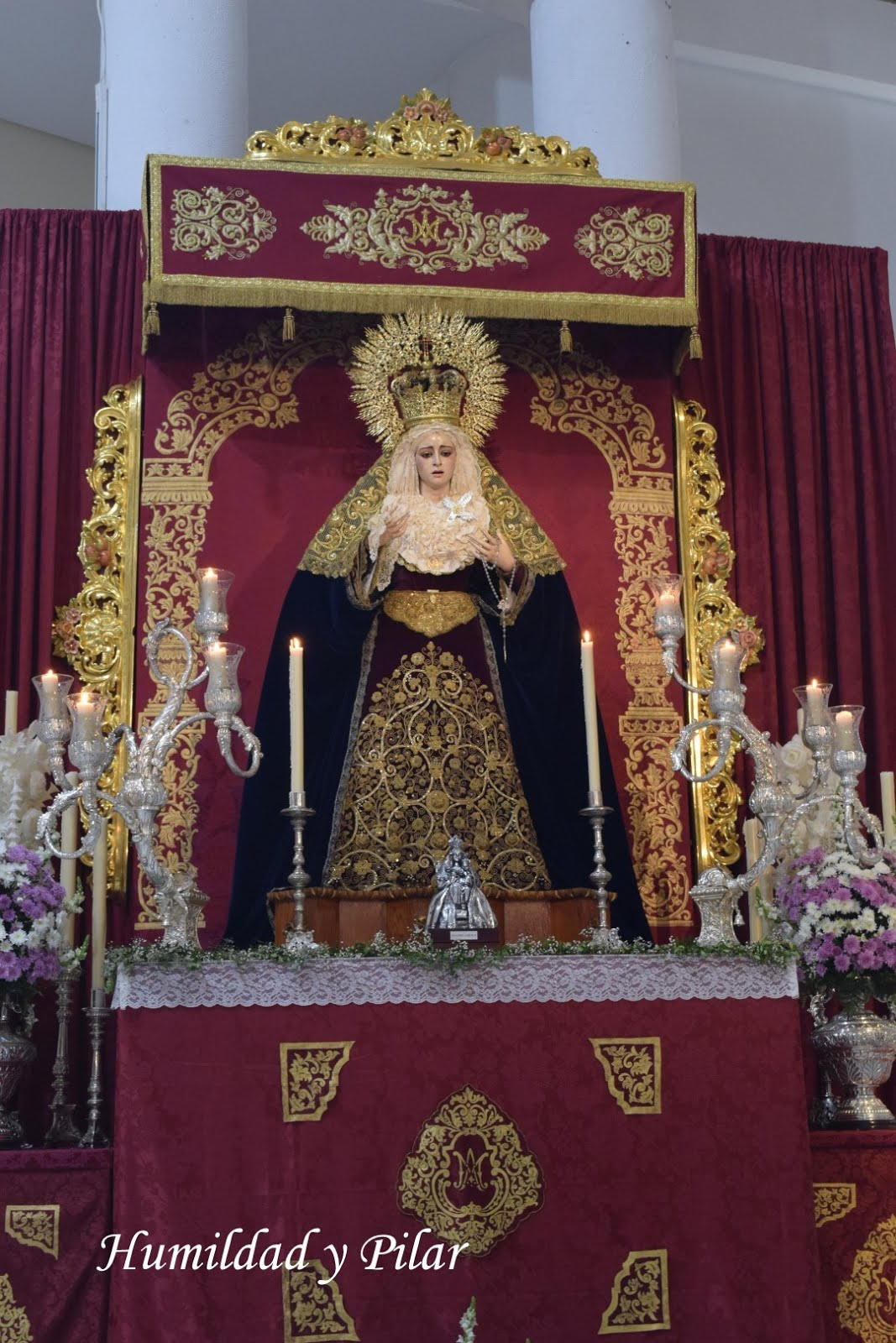 Triduo Virgen del Pilar 2017