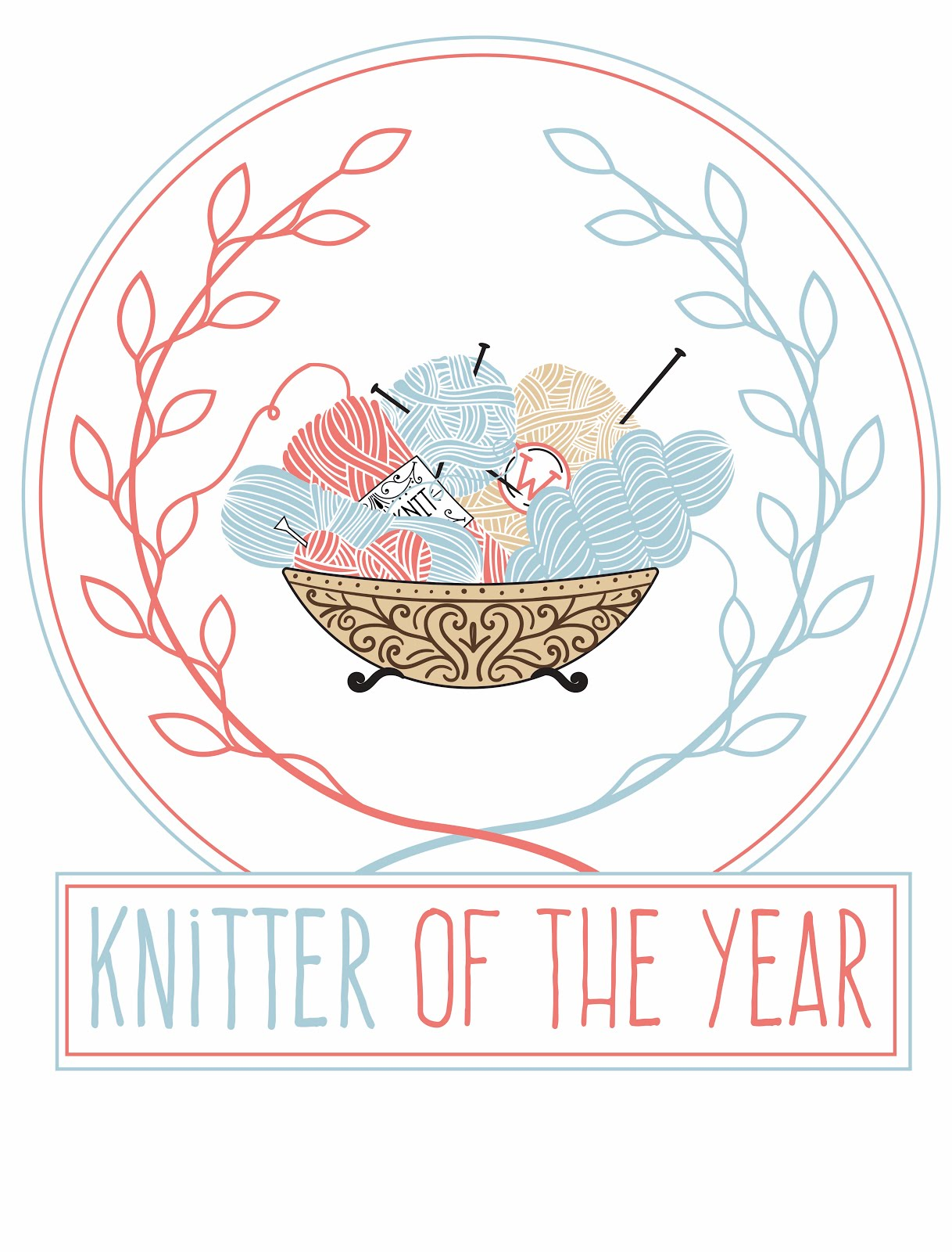 I'm one of Knit Now Magazine's Online Knitters of the Year!