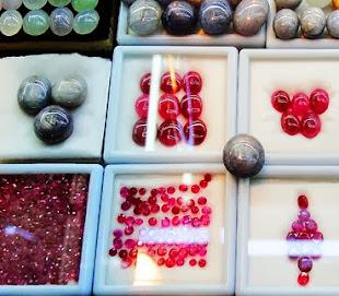 Bogyoke Market Precious Stones
