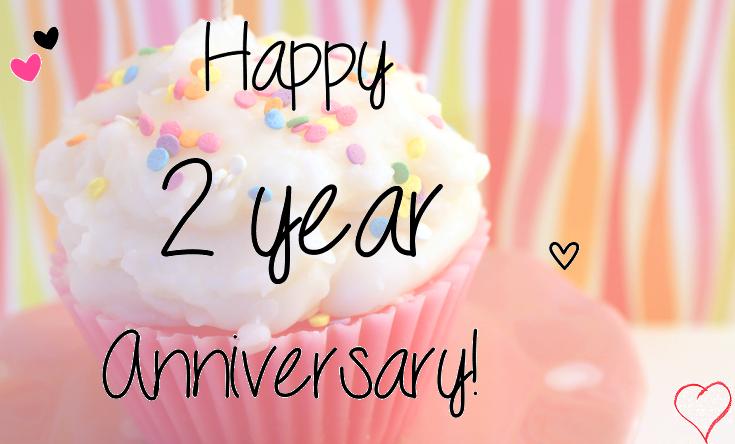 Year anniversary the blondissima