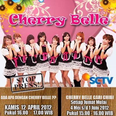 Love CherryBelle: CherryBelle Cari Chibi