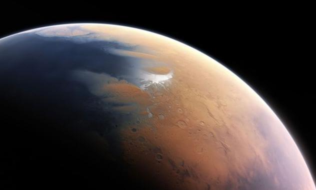 Detalles de la misión de China en Marte