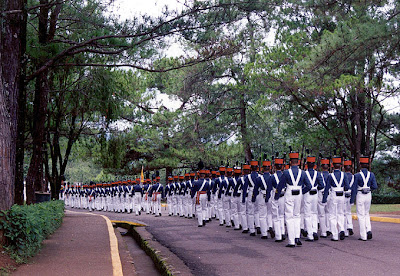 PMA passers, Bagwis PMA Class, Fort del Pilar, Baguio, Presidential Saber, City of Pines