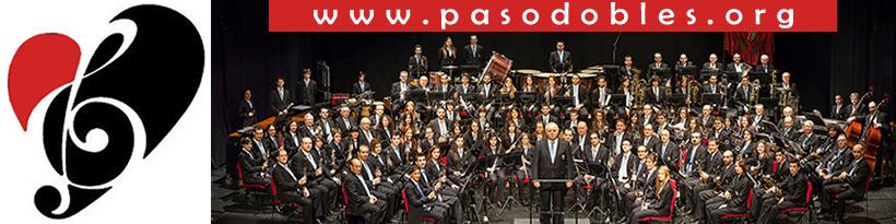 Pasodobles, el mayor repertorio musical sobre marchas ligeras (www.pasodobles.org)
