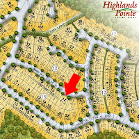 Lot for Sale in in Taytay, Rizal, Philippines 412 sq. meter, Highlands Pointe