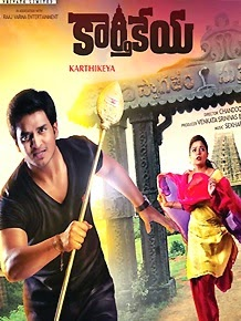 Karthikeya telugu Movie