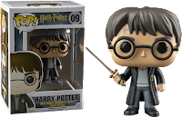 Funko Pop! Harry Potter with the Sword of Gryffindor