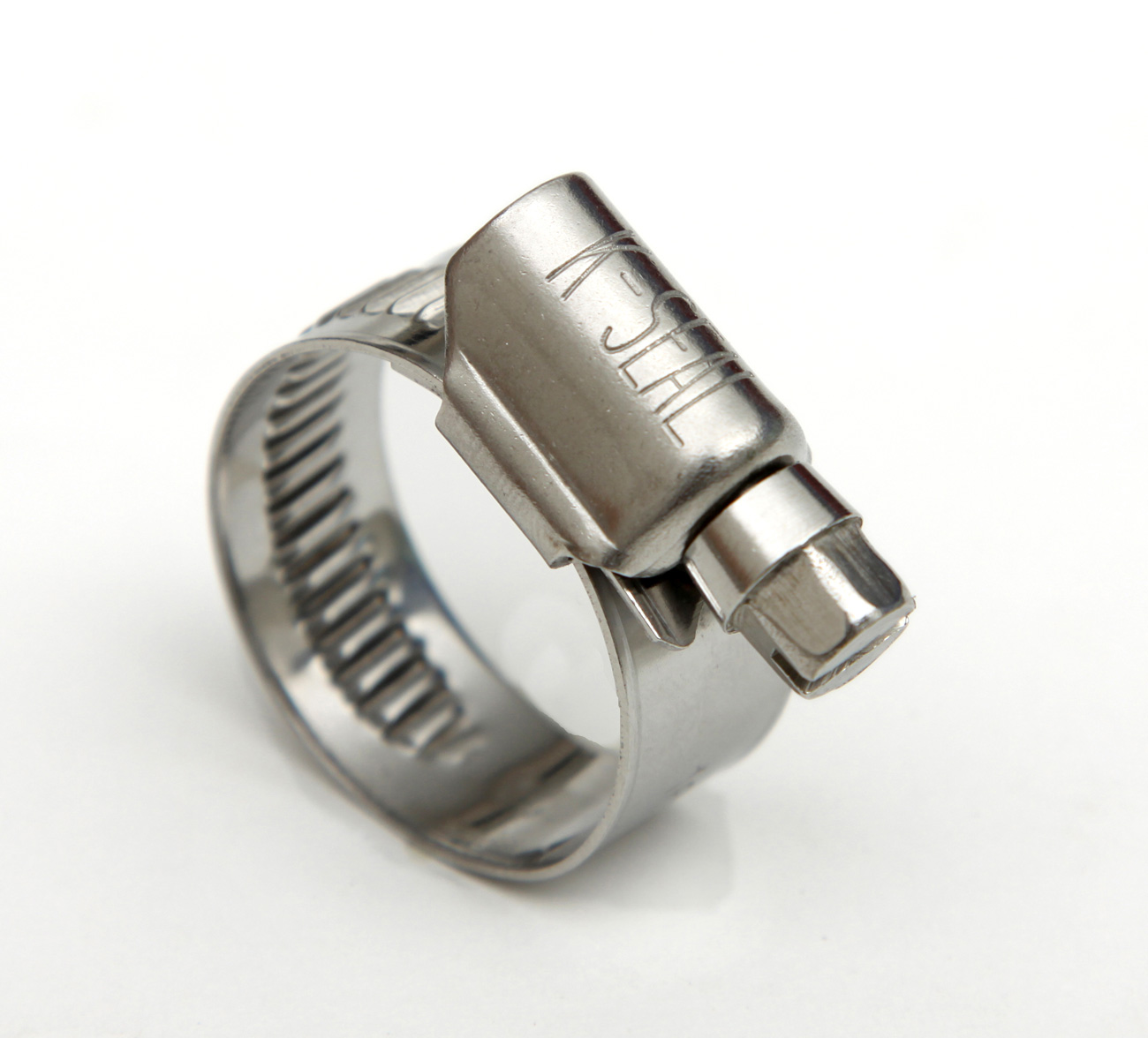 Steel Pipe Clips : Stainless steel pipe clamps