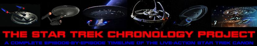 The Star Trek Chronology Project