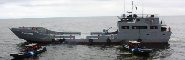 Fuerzas Armadas de Honduras 1