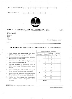 Category Spm Trial Paper Soalan Ramalan Upsr Pmr