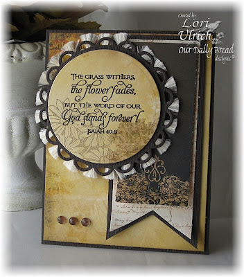 Our Daily Bread Designs, Scripture Series 1. Lori Ulrich