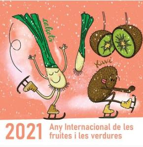 Any Internacional de les fruites i les verdures