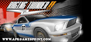 Raging Thunder 2 Android Racing Game