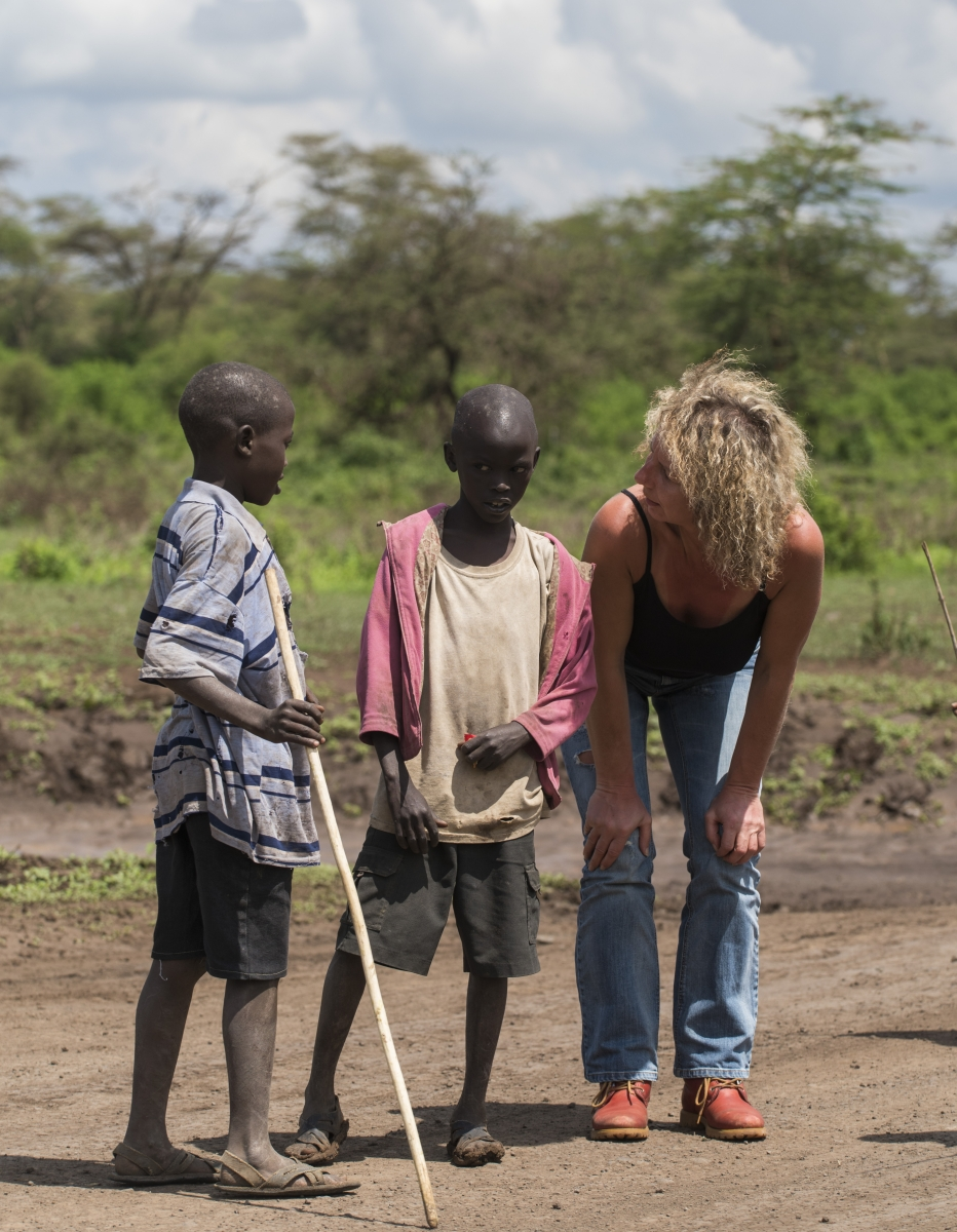 Tsavo, Kenia, Kenya, Reisen, Travel, Kinder, Afrika