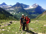 The Storys in Glacier National Park, Montana