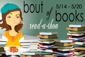 BoutOfBooks Button 300x200 Bout of Books Day 2 Mini Challenge