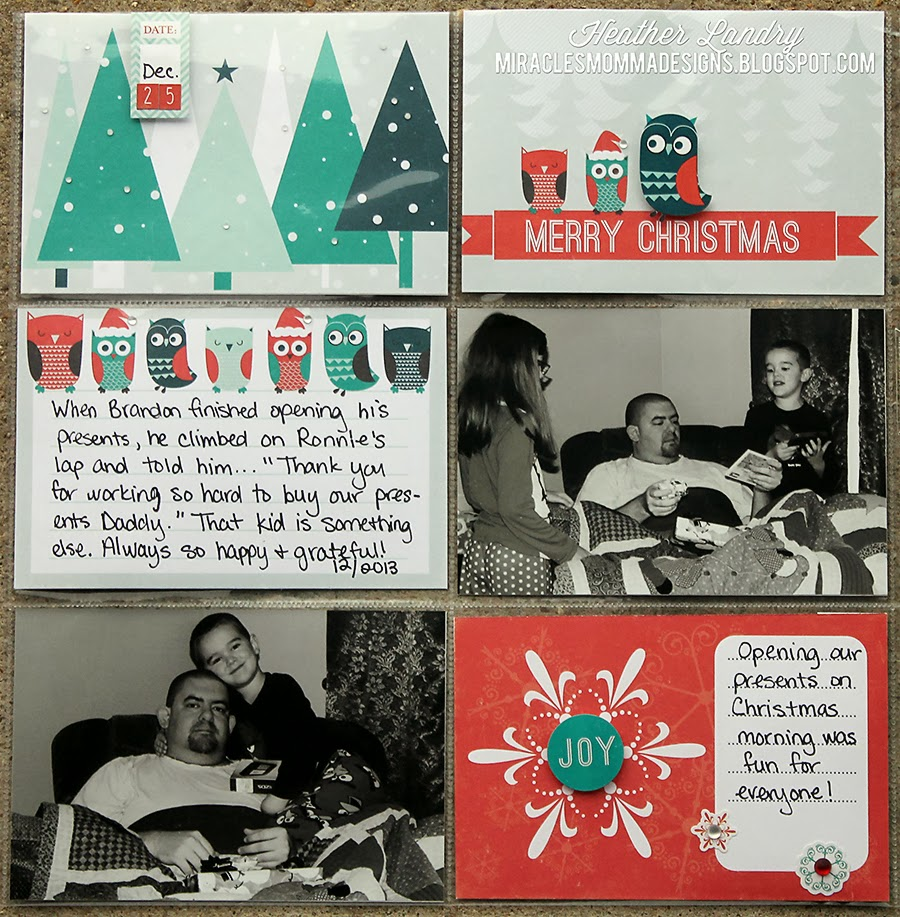 Page Protectors_Owl_Family_Dad Christmas