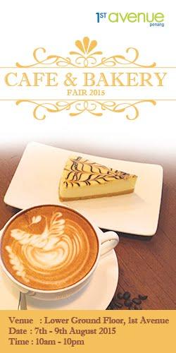 Cafe and Bakery Fair 2015