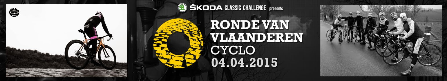 TOUR de FLANDES CYCLO 2015