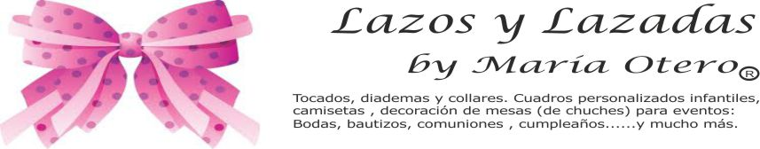 lazosylazadas by María Otero