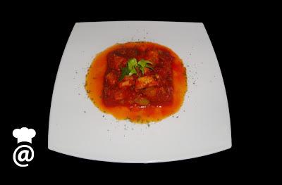 Recetas para Adelgazar: Cazón con Tomate