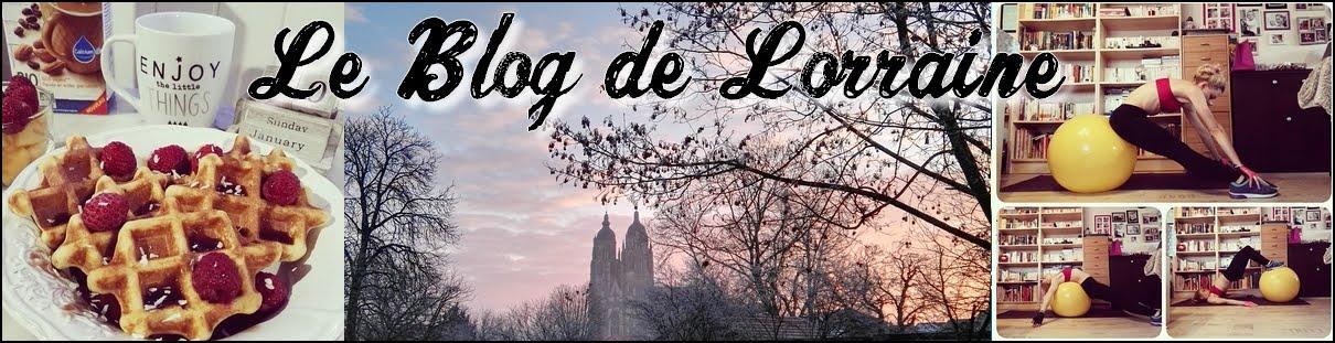 Le Blog de Lorraine