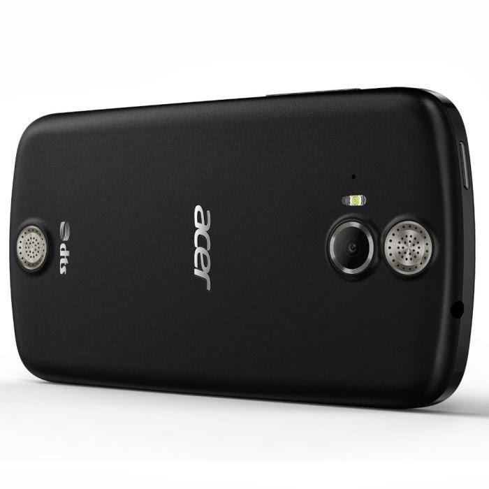 Acer liquid E2 duo Noir smartphone