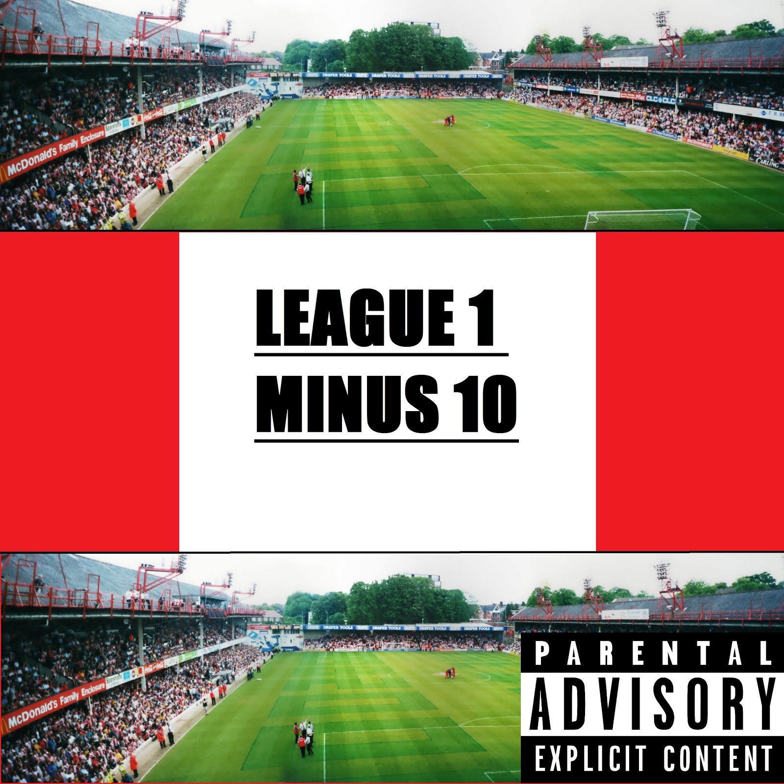 League 1 Minus 10 Podcast