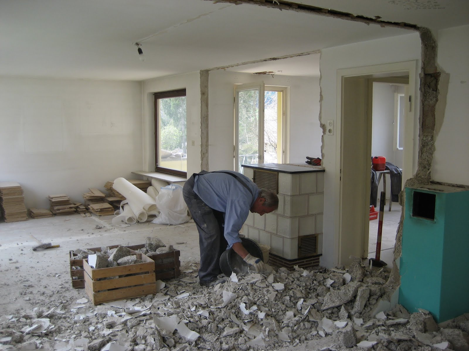 durchbruch tragende wand 9138 made house decor. Black Bedroom Furniture Sets. Home Design Ideas