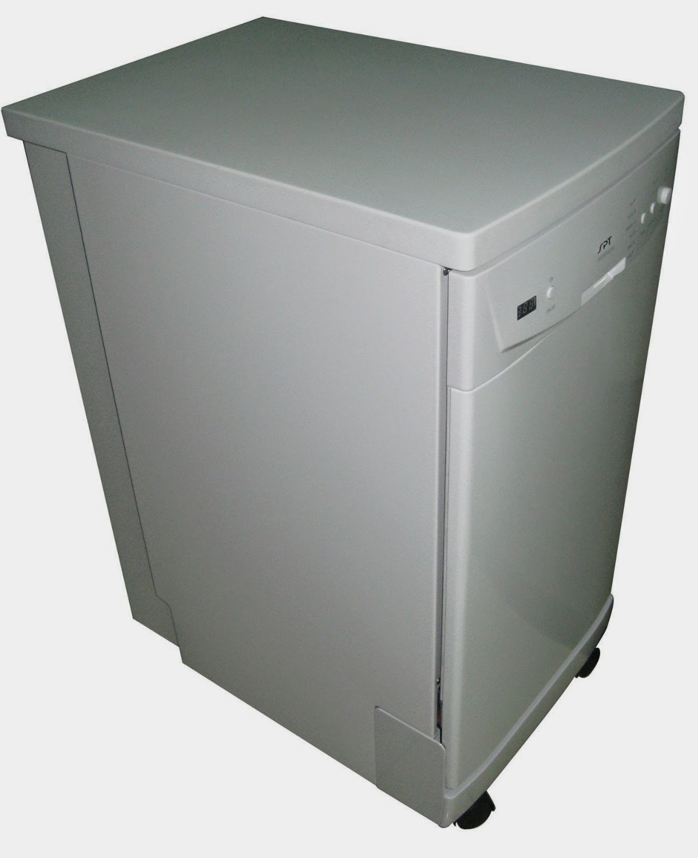 Mini Dishwasher. Portable Countertop Dishwasher With Digital ...