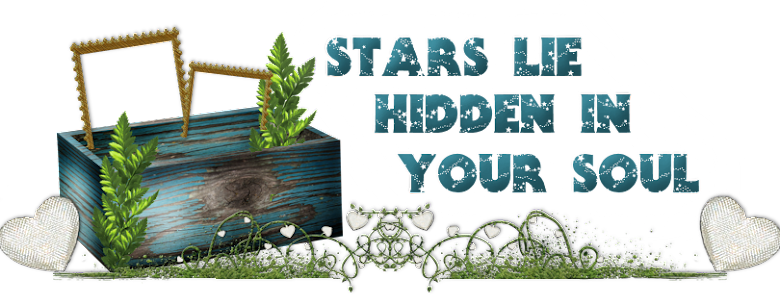 Stars Lie Hidden In Your Soul