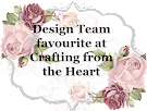 DT Favourite Crafting from the heart challenge nº201