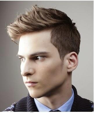 Estilos de cabelo masculino