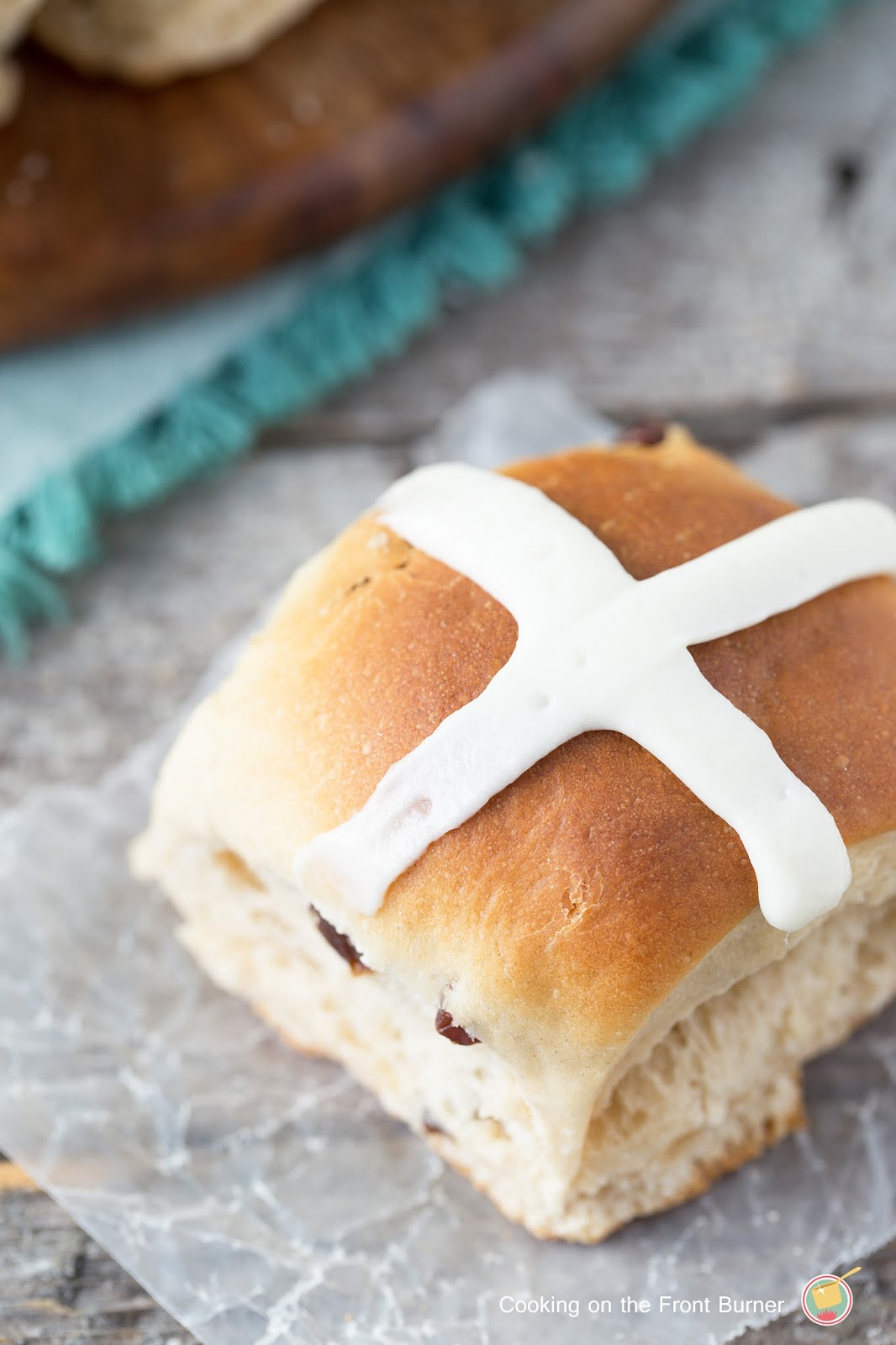 Hot Cross Buns | Cooking on the Front Burner