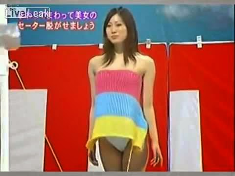 japonaise sexy robe en laine a deshabiller