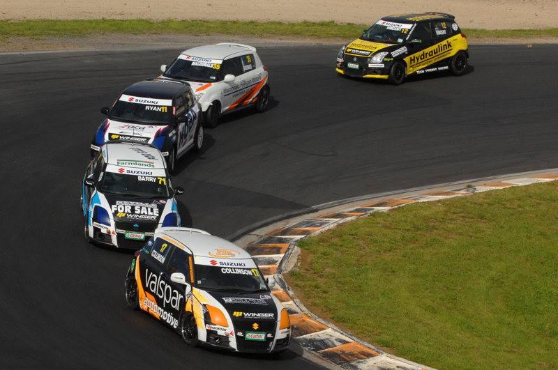 New Zealand Suzuki Swift Sport Cup, wspieranie sportu samochodowego
